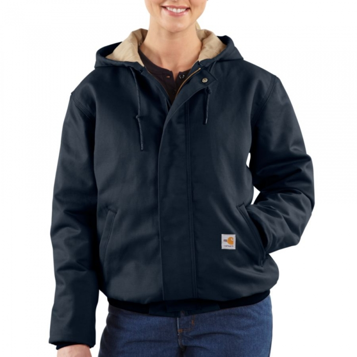 Carhartt FR Midweight Canvas Active Jac